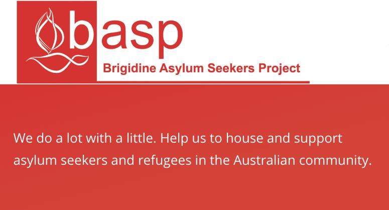 Logo for Brigidine Asylum Seeker Project