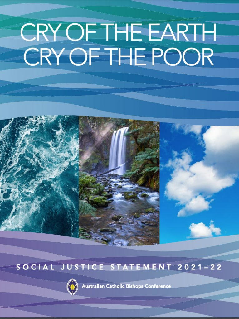 Front cover of Cry of the Earth Cry of the Poor