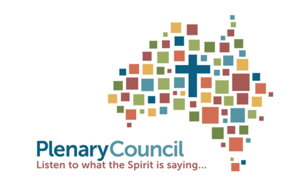 Logo for Plenary Council Australia